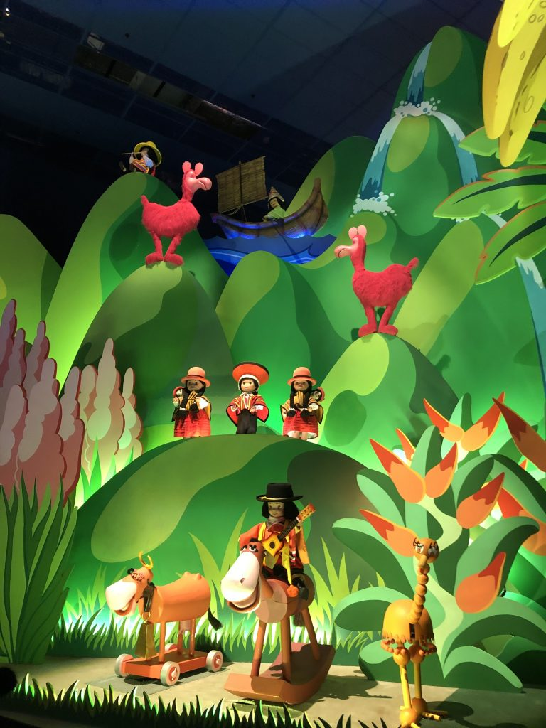 Disneylandattraktion it's a small world