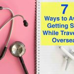 how to avoid getting sick while traveling overseas