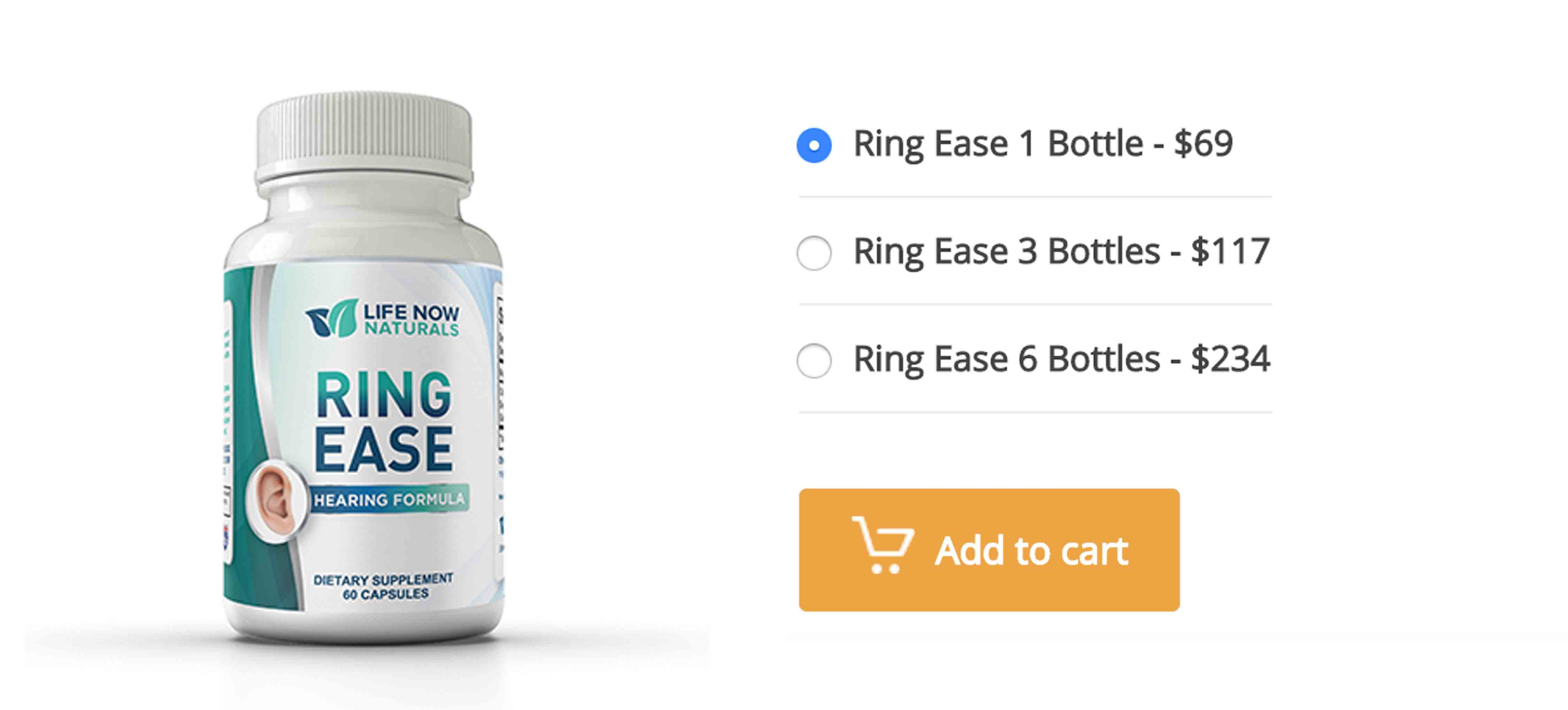Ring Ease Free Trial