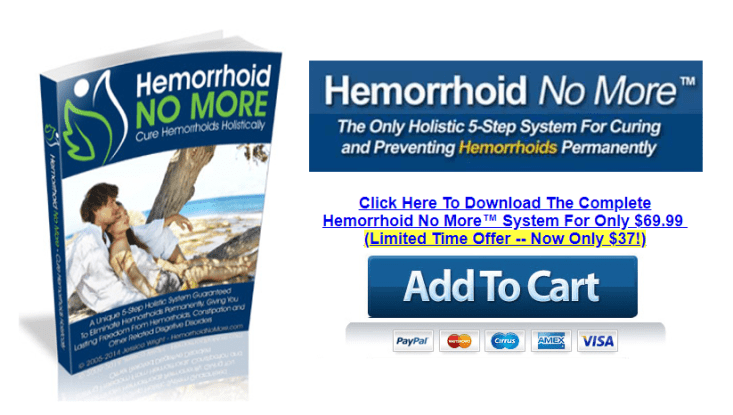 Hemorrhoid No More free download