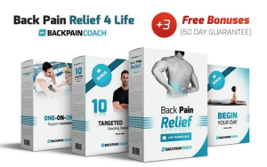 My Back Pain Coach book