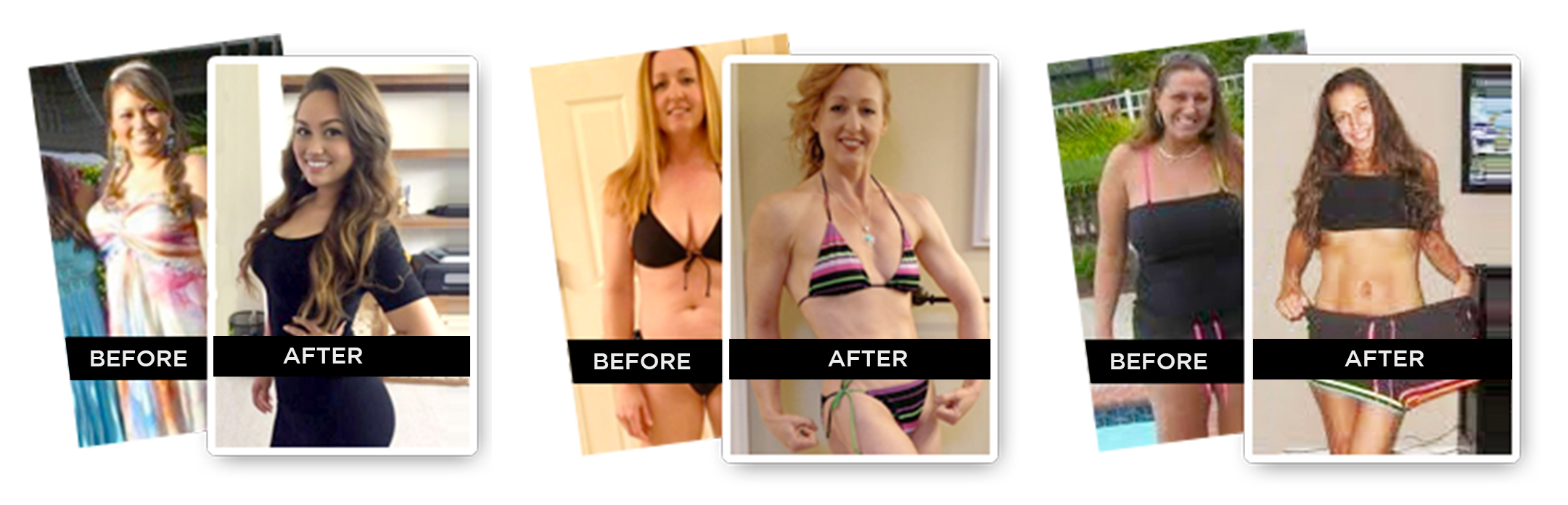 1 Minute Weightloss results