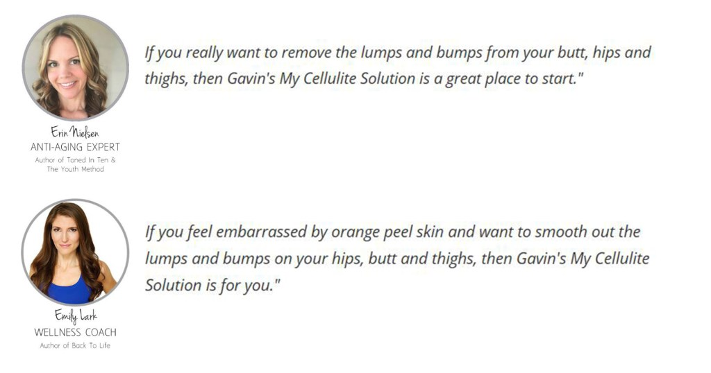 My Cellulite Solution reviews