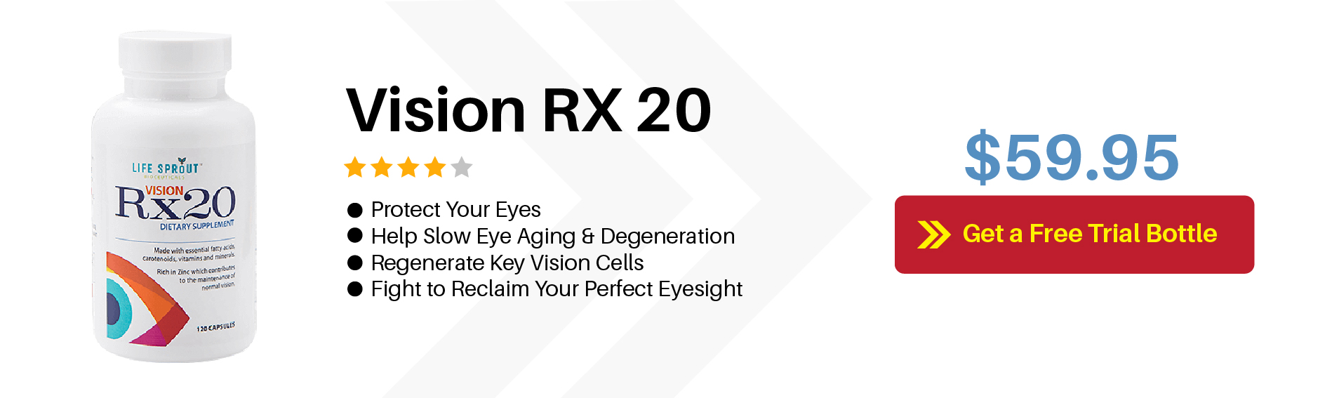 Vision Rx 20 cost