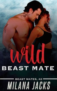 Book Cover: Wild Beast Mate