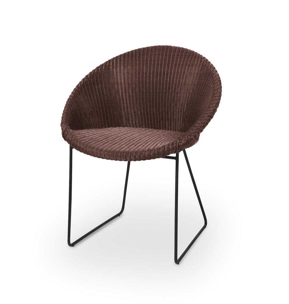 Polyrattan Stuhl | Gartenstühle aus Polyrattan