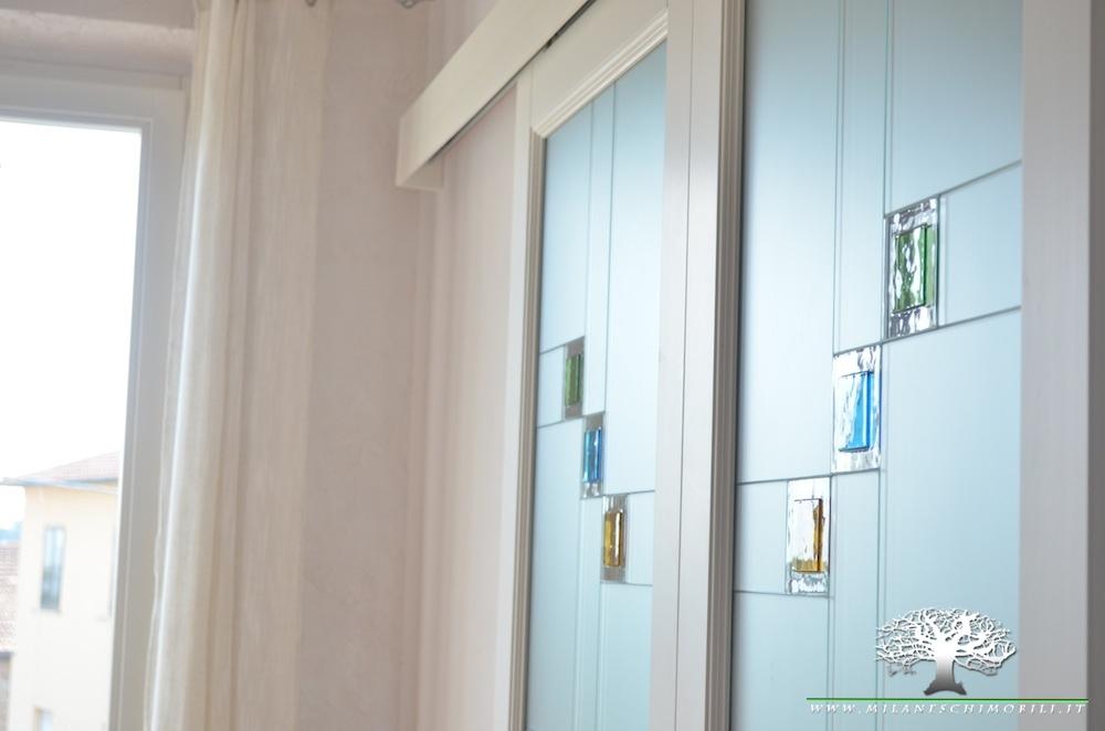 Porte In Legno Moderne : Porte e scala in legno moderna o classica milaneschi mobili a foiano