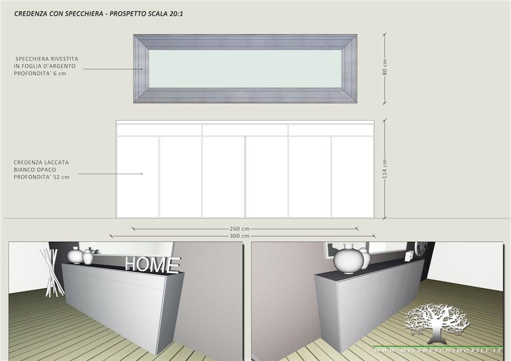 Milaneschi progettazione mobili su misura a arezzo for Progettazione mobili online