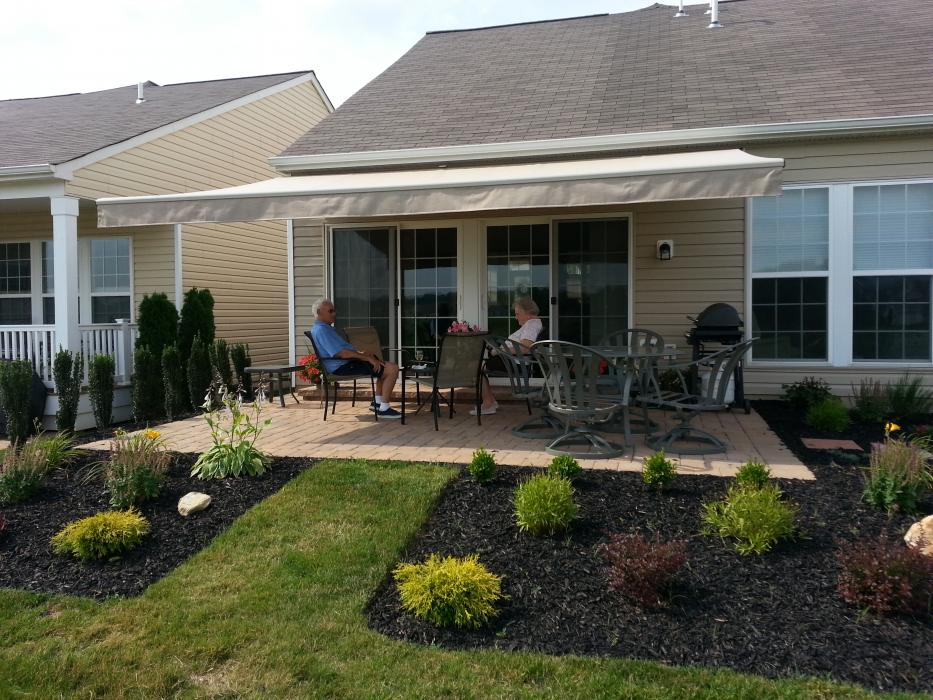 how much does a new patio cost