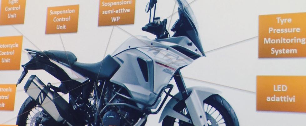 Novità KTM 1290 Super Adventure e KTM 1050 Adventure