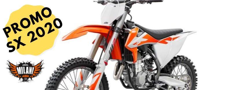 Promozione KTM SX 2020