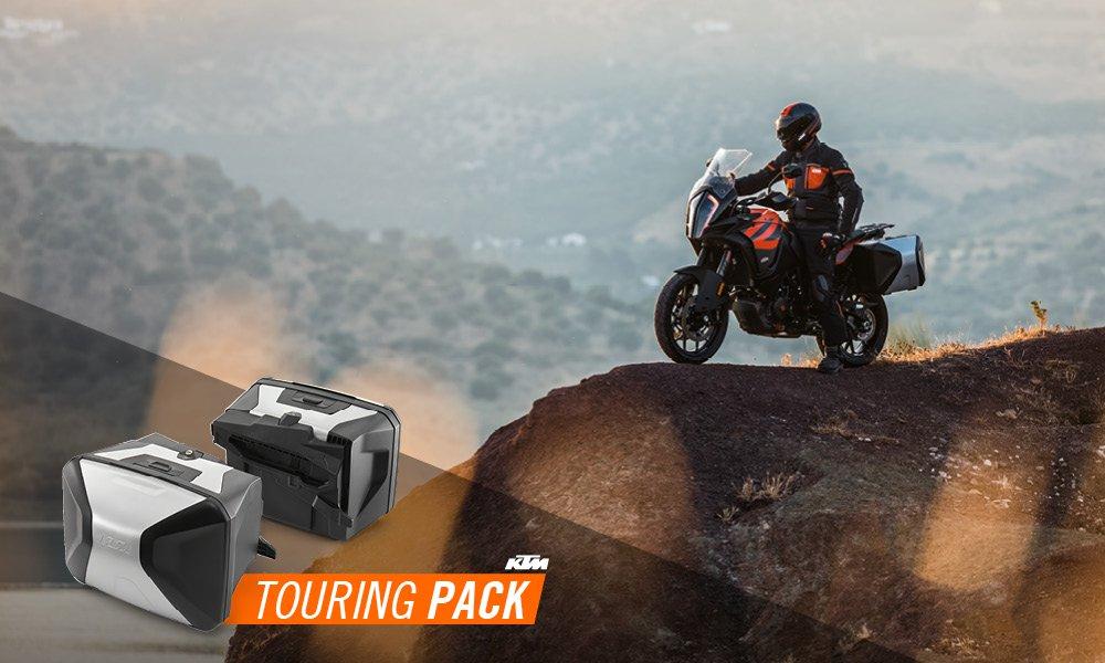 Promozione – KTM Touring Pack per KTM Super Adventure