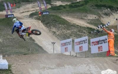 Ottimi risultati a Ponzano di Fermo per il campionato motocross junior