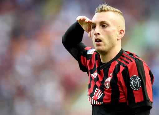 Gerard Deulofeu ai tempi del Milan