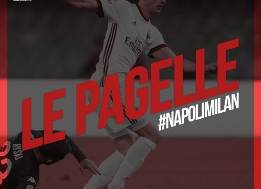 Le pagelle di Napoli-Milan, tredicesima giornata di Serie A 2017/2018 terminata sul risultato di 2-1