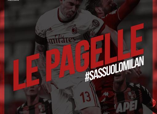 Sassuolo-Milan pagelle