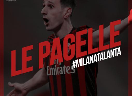 Le pagelle di Milan-Atalanta, diciottesima giornata di Serie A 2017/2018 terminata sul risultato di 0-2.