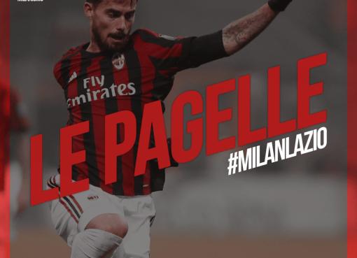 Le pagelle rossonere di Milan-Lazio, semifinale d'andata di Coppa Italia conclusa sul risultato di 0-0