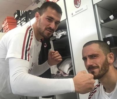 Romagnoli e Bonucci