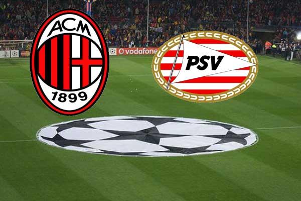 PSV-Milan