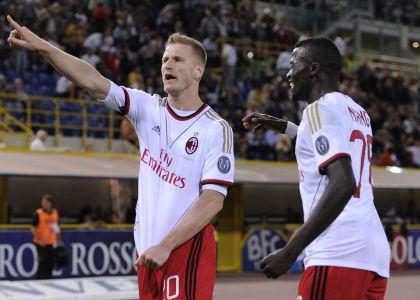 Bologna-Milan serie A
