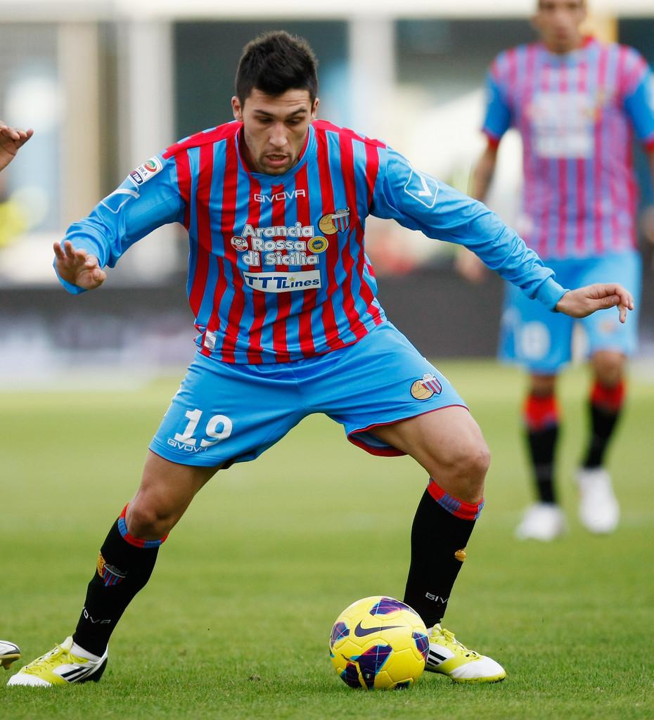 Lucas+Castro+Calcio+Catania+v+UC+Sampdoria+YBlsKBlvsfGx