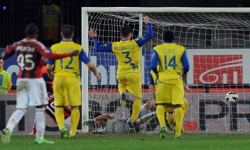 AC Chievo Verona v AC Milan – Serie A