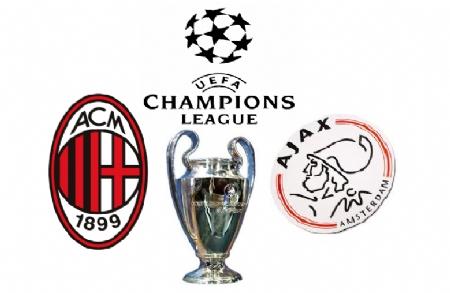 Milan vs Ajax