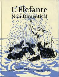 gli elefanti non dimenticano