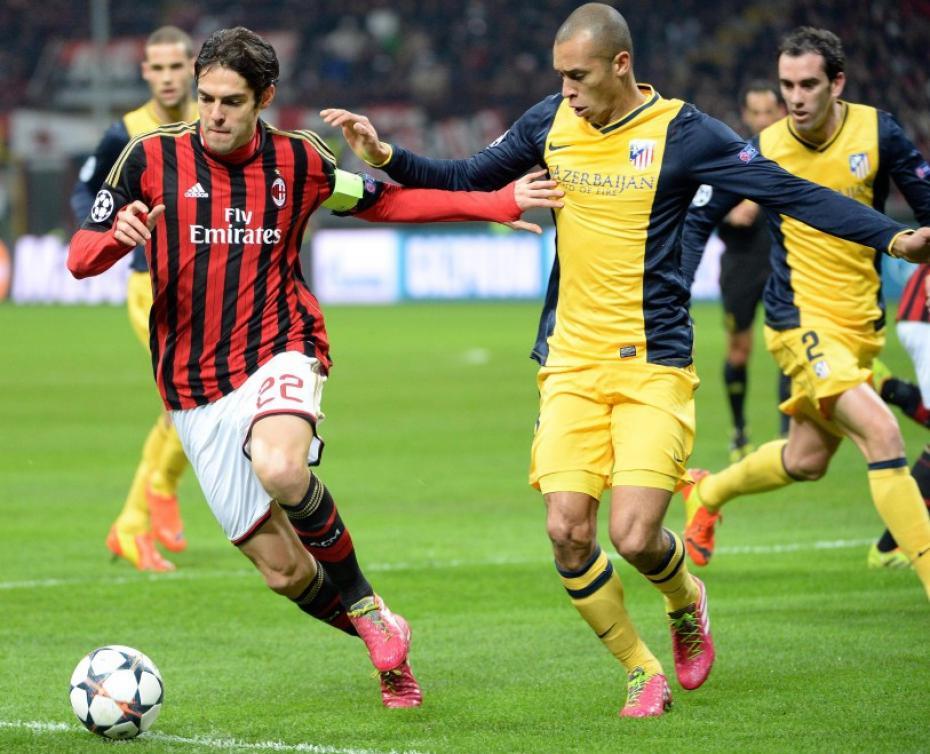 milan-atletico-madrid-0-1-kaka-in-azione