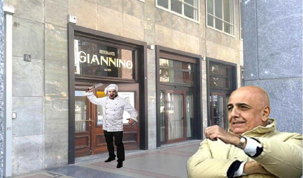 Galliani fugge da Giannino