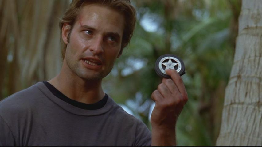 sawyer's sheriff badge