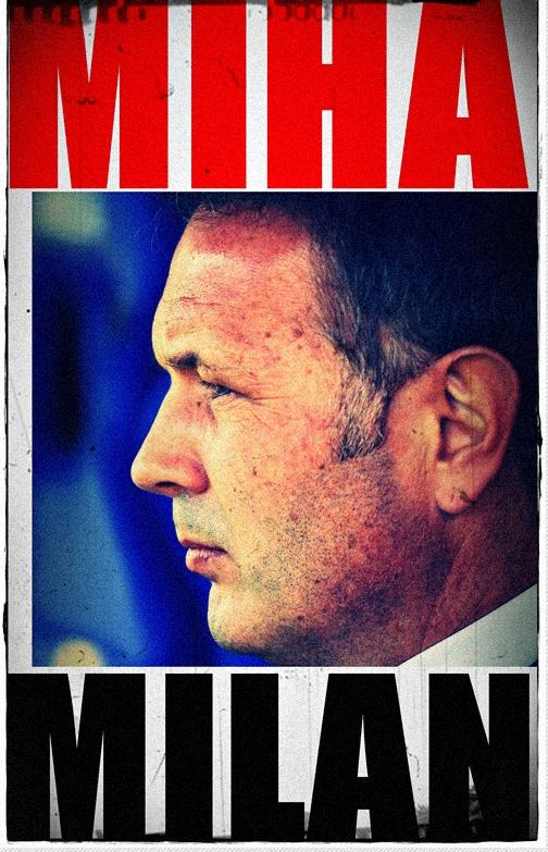 Mihajlovic-Milan