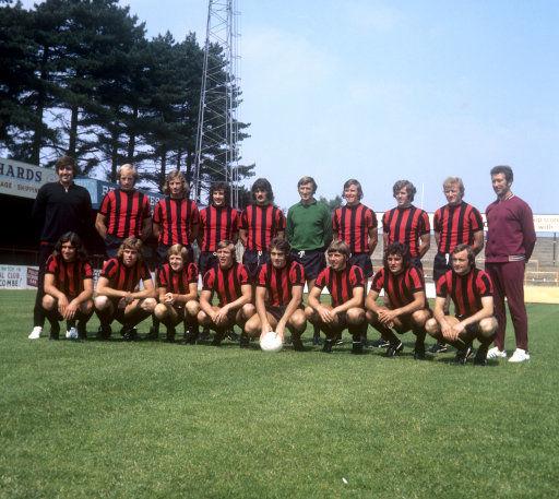Soccer – League Division Three – A.F.C. Bournemouth – Dean Court