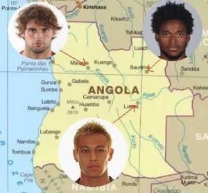Angola Angola!