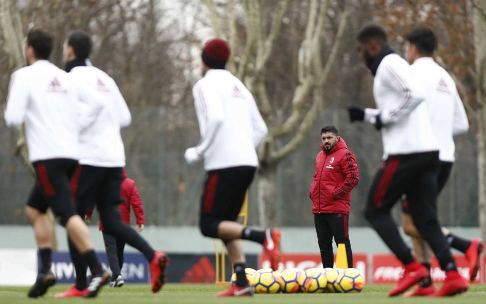 Il Milan cambia: esonerato Montella, panchina a Gattuso
