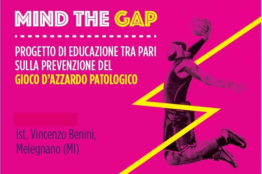 Mind The Gap – Educazione tra pari contro il gioco d'azzardo nei minori