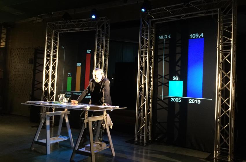 Grande successo dello spettacolo Gran Casinò a Baggio il 4 ottobre 2020