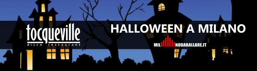 Tocqueville Milano Halloween