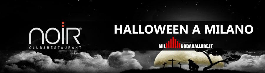 Noir Club Lissone Halloween