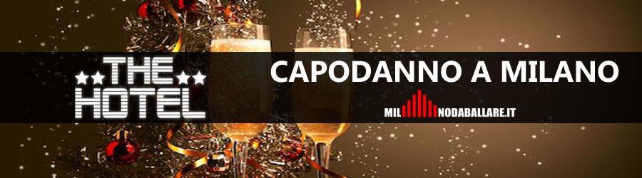 The Hotel Milano Capodanno 2018