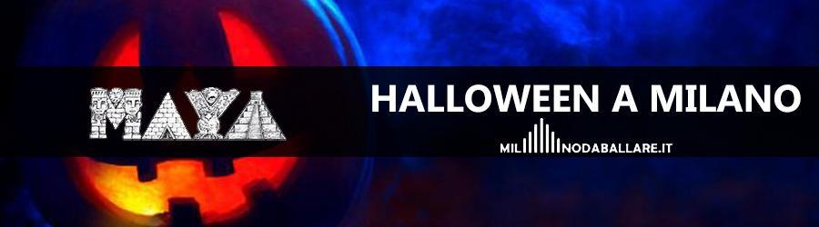 Maya Milano Halloween 2019