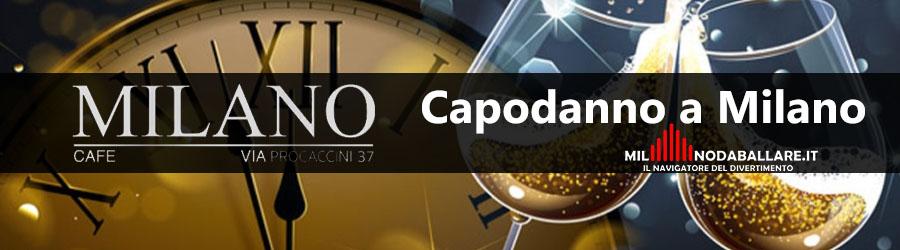 Milano Cafe Capodanno 2020