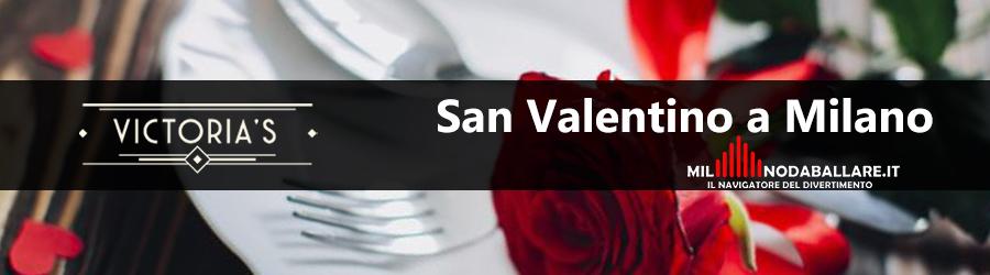 Victoria's Milano San Valentino 2020