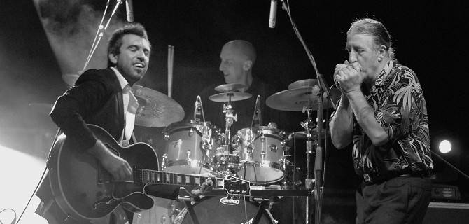 Treves Blues Band live a Carroponte