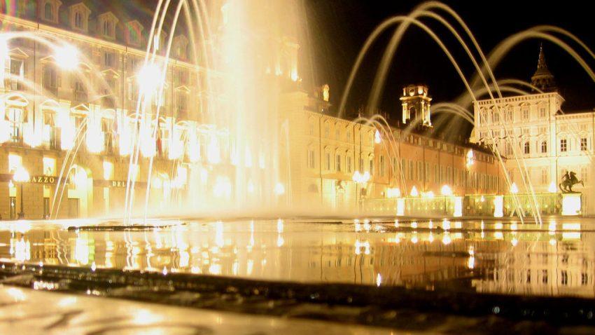 Torino by night. Luci d'Artista