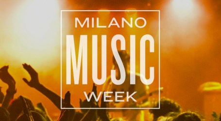 Al via Milano Music Week 2020: il programma