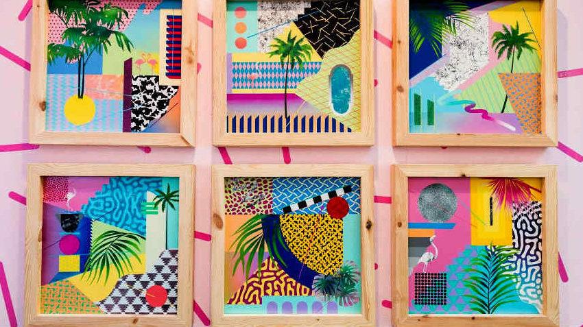 L'artista spagnolo Antonyo Marest in mostra all'Ibispace Design