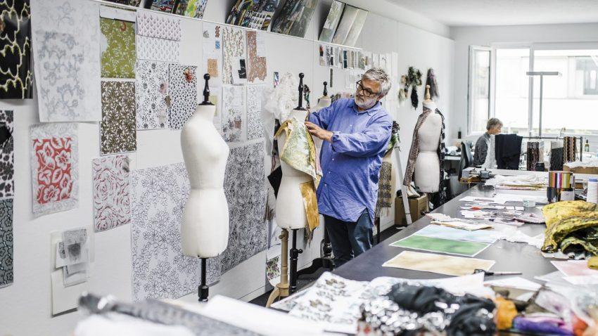 La produzione tessile di San Gallo è la più pregiata al mondo