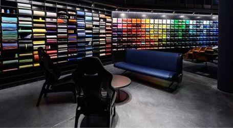 La nuove sede di Garage Italia è anche un locale